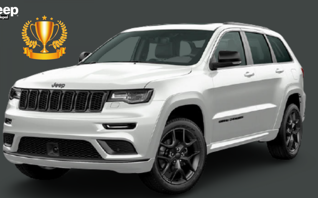 Why The Grand Cherokee Is The Most Awarded SUV Ever?