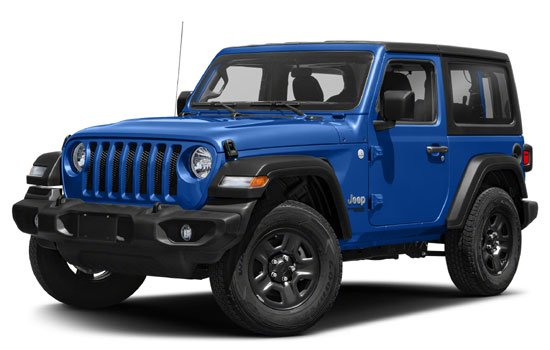 An Intro to Jeep Wrangler in Under 10 Minutes