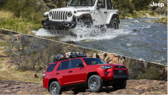 Top 7 Best Off-Road Jeep SUVs in 2021