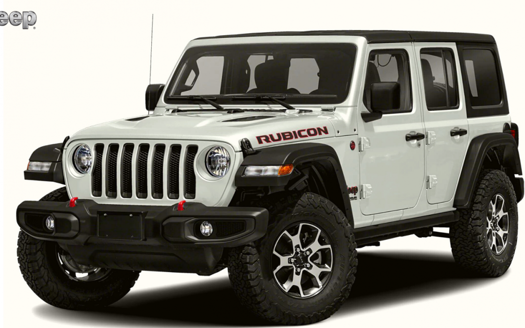 5 Random Facts about Jeep Wrangler